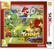 Nintendo 3DS Mario Tennis Open
