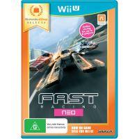 Nintendo Wii U Fast Racing Neo