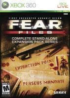 Xbox 360 Fear Files