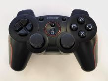 [PS3|PC] Bezdrátový Ovladač Gioteck VX-2 - černý (estetická vada)