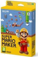 Nintendo Wii U Super Mario Maker + Artbook (estetická vada)