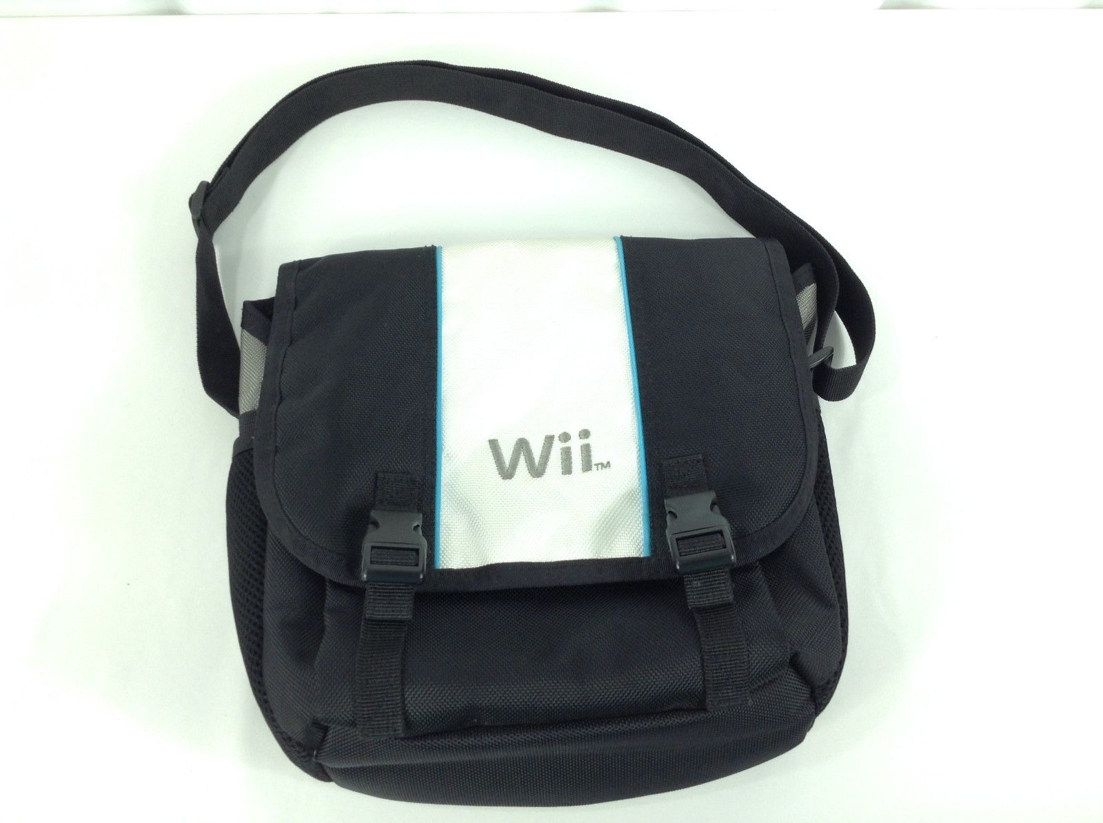 [Nintendo Wii] Taška přes rameno - prasklá přezka