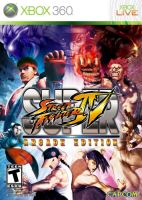 Xbox 360 Super Street Fighter 4 Arcade Edition