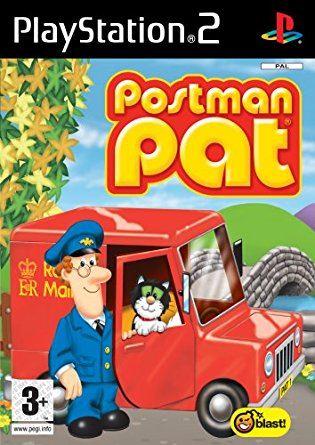 PS2 Pošťák Pat (Postman Pat)