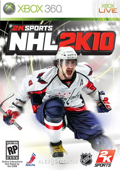 Xbox 360 NHL 2K10