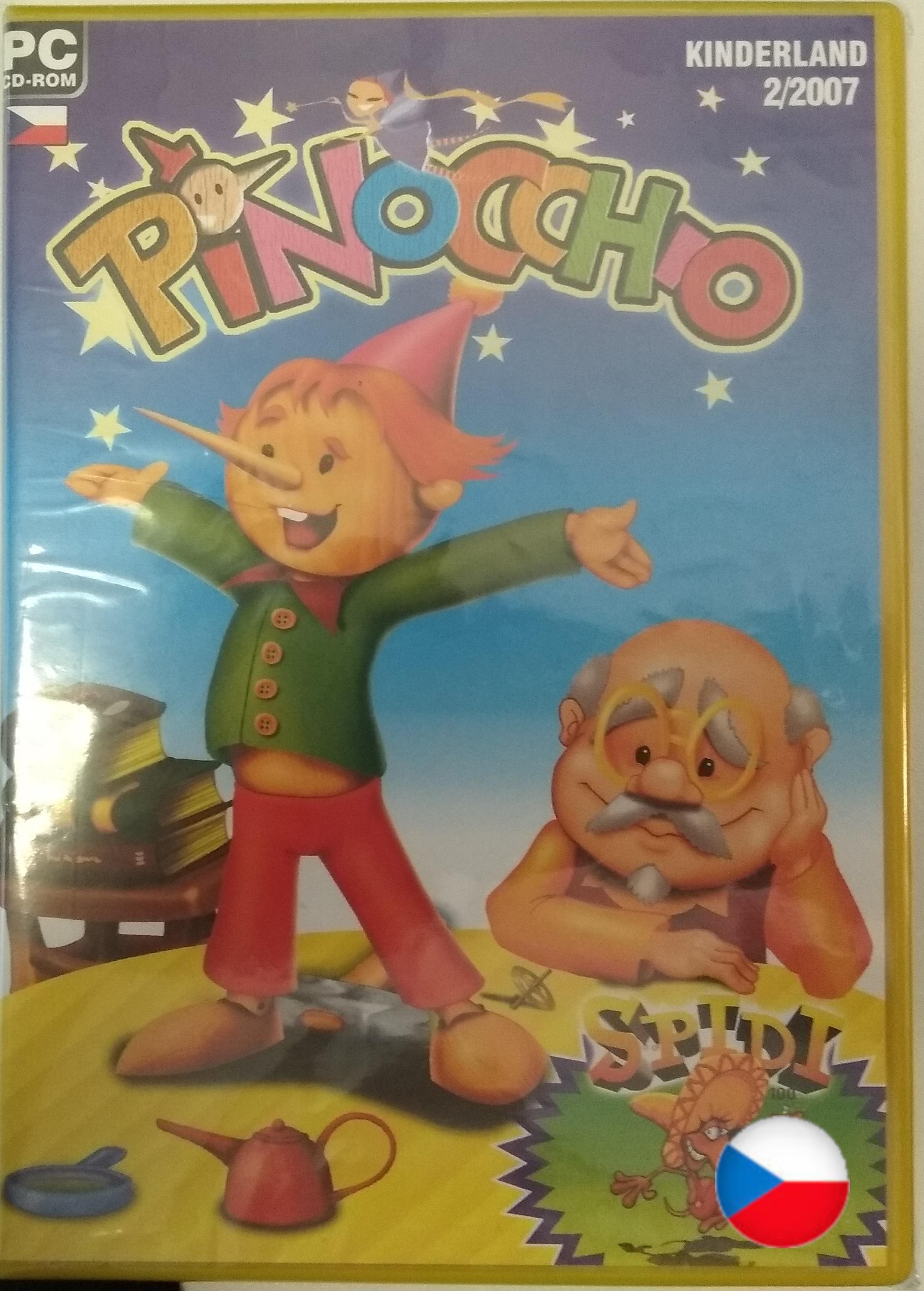 PC Pinocchio (CZ)