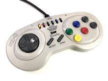 [Nintendo SNES] Drátový ovladač LMP Gamester SN-8 (estetická vada)