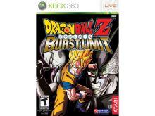 Xbox 360 Dragon Ball Z Burst Limit