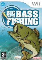 Nintendo Wii Big Catch Bass Fishing