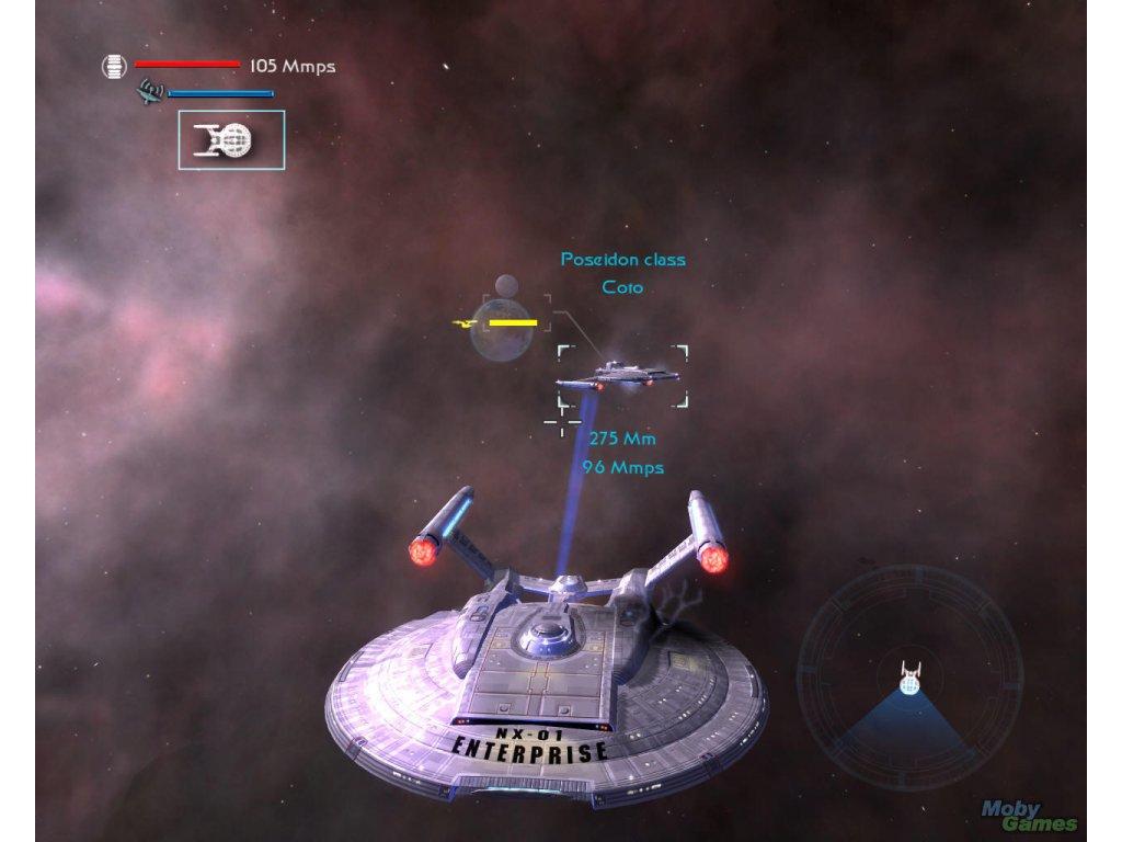 Xbox 360 Star Trek Legacy