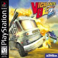 PSX PS1 Vigilante 8: Second Offense