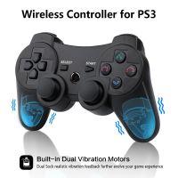 [PS3] Bezdrátový Ovladač - černý (nový)