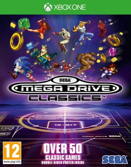 Xbox One Sega Mega Drive Classics Collection