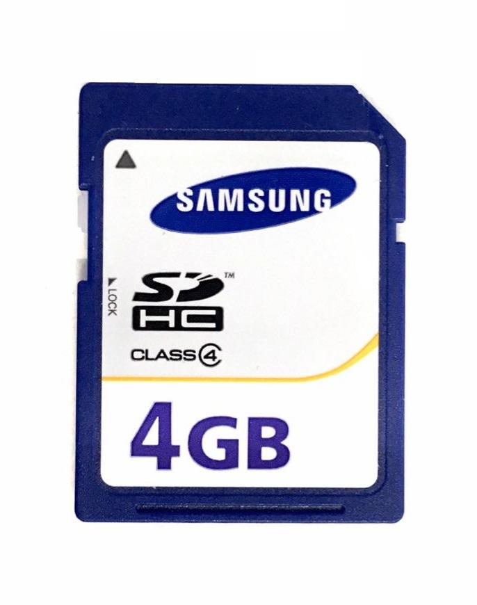 [Nintendo 3DS|2DS] Paměťová Karta Samsung SDHC 4GB