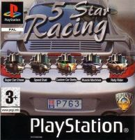 PSX PS1 5 Star Racing