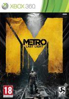Xbox 360 Metro Last Light (CZ)