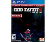 PS4 God Eater 2: Rage Burst (nová)