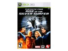 Xbox 360 Fantastická 4 Fantastic Four: Rise Of The Silver Surfer