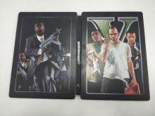 Steelbook - Xbox 360 GTA 5 Grand Theft Auto V (estetická vada)