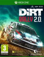 Xbox One Dirt Rally 2.0 (nová)