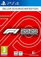 PS4 F1 2020 - Schumacher Deluxe Edition