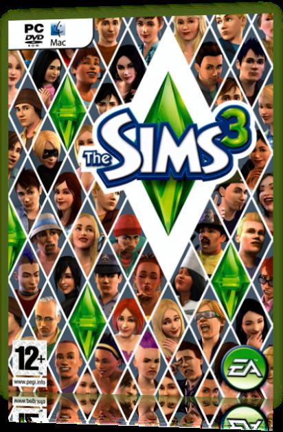 PC The Sims 3 (DE)