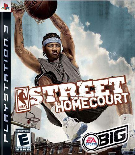 PS3 NBA Street Homecourt