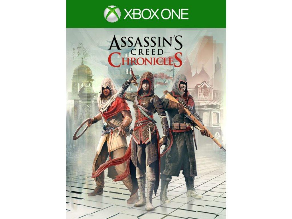Xbox One Assassins Creed Chronicles (CZ) (nová)