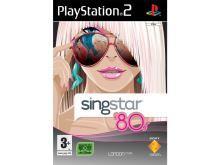 PS2 Singstar - 80tá Léta (DE)