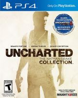 PS4 Uncharted: The Nathan Drake Collection (CZ)