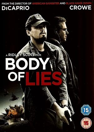 DVD Film Body of Lies