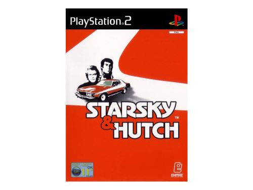 PS2 Starsky And Hutch (DE)