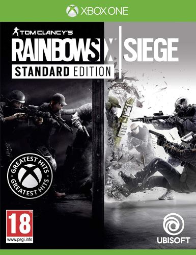 Xbox One Tom Clancys Rainbow Six Siege (CZ)