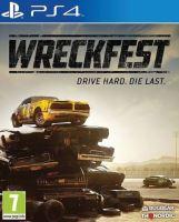 PS4 Wreckfest (nová)