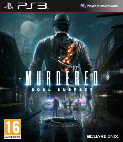 PS3 Murdered - Soul Suspect