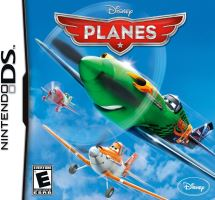 Nintendo DS Planes (DE)