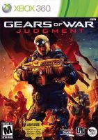 Xbox 360 Gears Of War Judgment (nová)