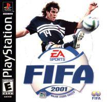 PSX PS1 Fifa 2001