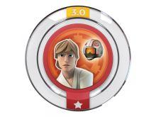Disney Infinity herní mince: Speciální oblek Lukea Skywalkera (Rebel Alliance Flight Suit)