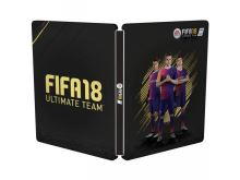 Steelbook - PS4 Xbox One Fifa 18 Ultimate Team