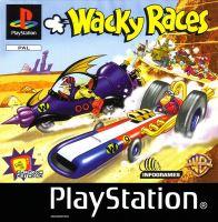 PSX PS1 Wacky Races