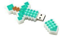 USB 2.0 Flash Disk 16 GB - Minecraft meč (nový)