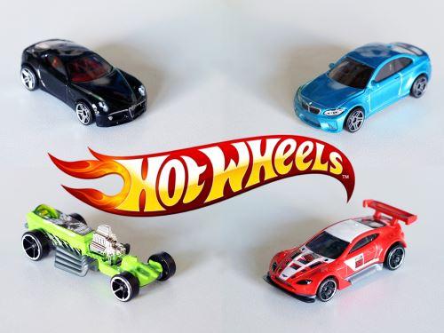 Hot Wheels autíčko