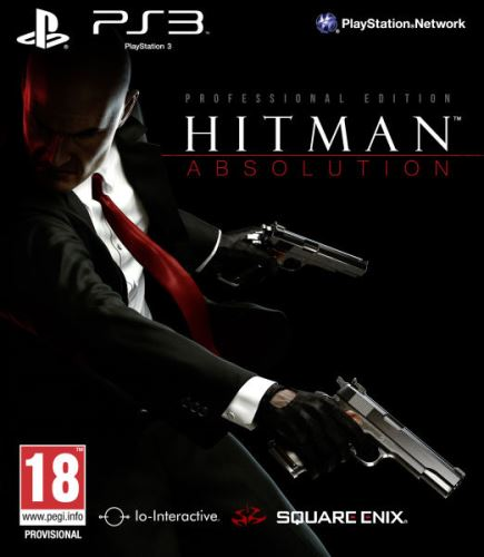 PS3 Hitman Absolution : Professional Edition