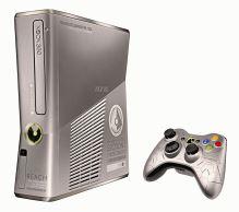 Xbox 360 Slim 250GB HALO Reach Edition (estetická vada)