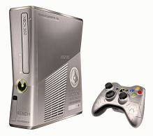 Xbox 360 Slim 250GB HALO Reach Edition