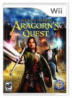 Nintendo Wii Pán Prstenů The Lord Of The Rings Aragorns Quest