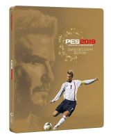 PS4 PES 19 Pro Evolution Soccer 2019 - David Beckham Edition (nová)