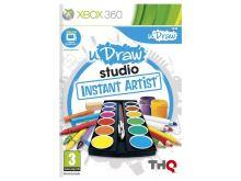 Xbox 360 uDraw Studio Instant Artist (iba hra)