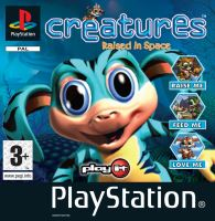 PSX PS1 Creatures Raised in Space